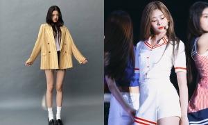 Won Young hay Min Joo là thành viên có đôi chân 'xịn' nhất IZONE?