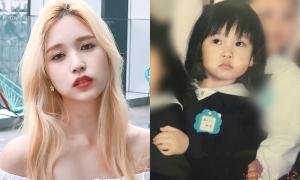 4 idol nữ có visual 'thuần tự nhiên', từ bé đến lớn 'vẫn y nguyên'