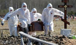 Nga thừa nhận số người chết vì Covid-19 cao gấp 3 lần công bố