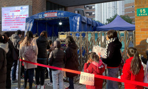 Chứng chỉ tiếng Anh - nỗi ám ảnh mới của phụ huynh Trung Quốc