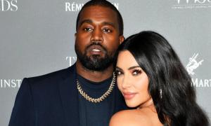 'Kim Kardashian và Kanye West sắp ly hôn'