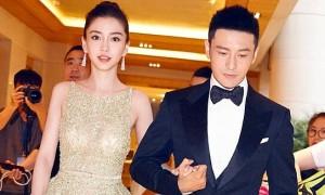 Huỳnh Hiểu Minh - Angelababy đưa nhau lên hot search vì tranh cãi 'tiểu tam'