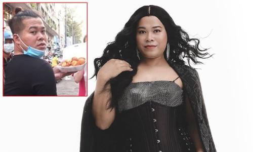 'Vedette cá viên chiên' được yêu thích nhất Hoa hậu Chuyển giới Việt Nam 2020