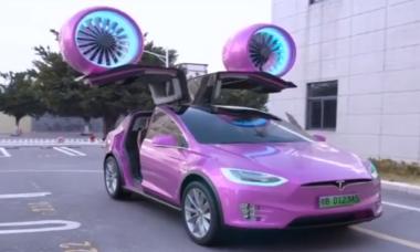 'Xỉu up xỉu down' với thiết kế xe cộ 'siêu tưởng tượng' trong tương lai