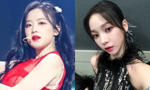 8 idol nữ sinh năm 2000 có visual hút mắt nhất Kpop