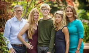 Những điều thú vị về con trai tỷ phú Bill Gates