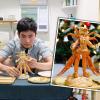 Chàng trai Việt ở Nhật sáng tạo 'siêu nhân cua' nhận vô số lời khen