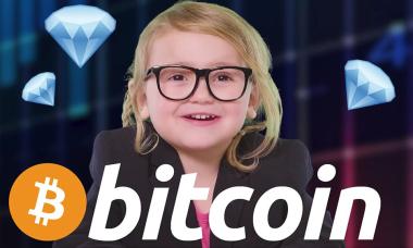 Wow, bé 3 tuổi giải thích về Bitcoin 'đâu vào đấy', xem hiểu ngay