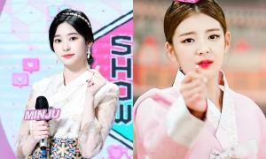 So kè nhan sắc loạt mỹ nhân Kpop gen 4 khi diện hanbok truyền thống