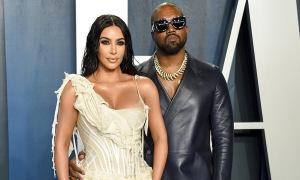 Kim Kardashian đệ đơn ly hôn Kanye West
