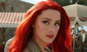 Thực hư tin đồn Amber Heard bị sa thải khỏi 'Aquaman 2' vì tăng cân