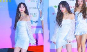 Những hình ảnh sexy 'huyền thoại' từng khiến fan đổ gục của Soo Jin (G)I-DLE
