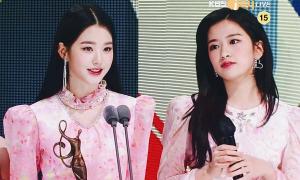 Khí chất khác biệt khi chung khung hình của Jang Won Young và Ahn Yu Jin (IZONE)