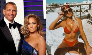 Jennifer Lopez hủy cưới hôn phu, nghi có 'trà xanh'
