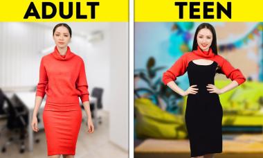 6 mẹo cắt quần áo lỗi mốt thành hot items