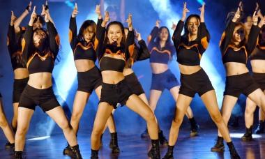 Khoảnh khắc 'hot rần rần' của top 5 vào Chung kết Dance For Youth