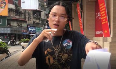 Thí sinh Rap Việt đọ tài freestyle 'chất đừng hỏi'