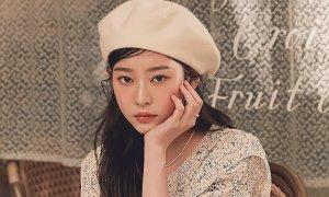 Min Joo (IZONE) từng bị chê nhạt nhưng nay lại đẹp kiểu tiểu thư đài các