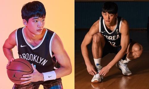 Nam thần bóng rổ Hàn Quốc cao hơn 2 m, body rắn chắc khiến fan girl 'xỉu up xỉu down'