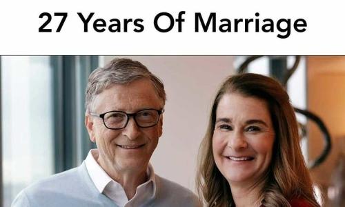 Ảnh chế: Bill Gates - 'tỷ phú rửa bát' thứ hai chia tay vợ