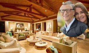 Vợ chồng Bill Gates cần chia những tài sản nào?