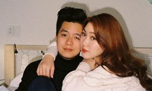 'Tiểu thư lâu đài trắng' Chloe Nguyễn cực tình bên bạn trai nhân 2 năm yêu