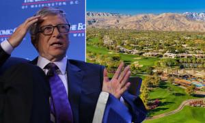 Bill Gates 'trốn' ở đảo tỷ phú sau vụ ly hôn chấn động