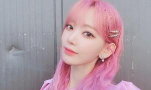 Râm ran tin đồn Sakura (IZONE) về Hàn hoạt động và gia nhập Big Hit