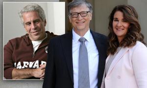 'Tỷ phú ấu dâm' từng khuyên Bill Gates bỏ vợ