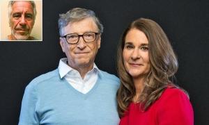 Melinda thấy 'nhức nhối' với những cuộc trò chuyện giữa Bill Gates và tỷ phú ấu dâm