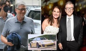 'Bill Gates đến công ty bằng xe Mercedes rồi lấy chiếc Porsche đi ngoại tình'