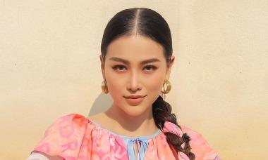 Hoa hậu Phương Khánh: Nhịn mua sắm, chăm tập luyện thời dịch