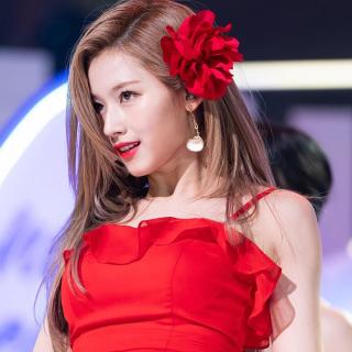 Nhan sắc quyến rũ 'u mê' của dàn idol khi cài hoa lên tóc