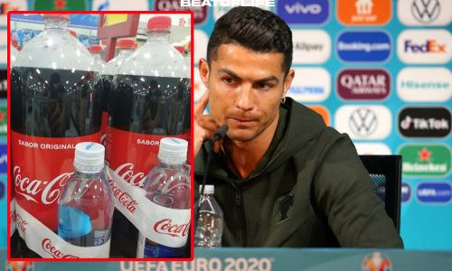 Coca 'to be continued': Mua hàng được tặng kèm chai nước lọc sau vụ Ronaldo