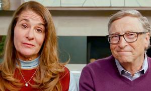 Bill Gates suýt khóc khi nói về việc ly hôn