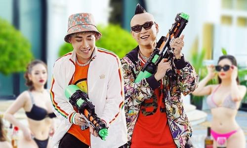Lil Shady - Kyo lần đầu 'bắn' rap chung sau 10 năm