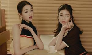 Min Joo đọ khí chất cổ điển với Jang Won Young: Ai đẹp hơn?
