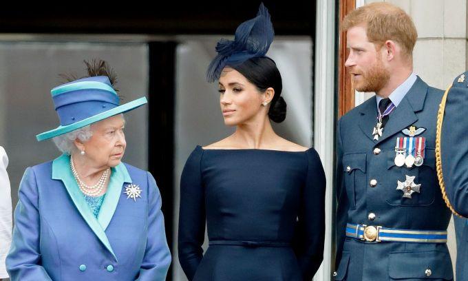 Harry định ra hồi ký sau khi Nữ hoàng Anh băng hà