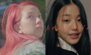 Hai bộ ảnh bị chê 'thảm họa' của Black Pink và IZONE: Nhìn là thấy 'tuột mood'