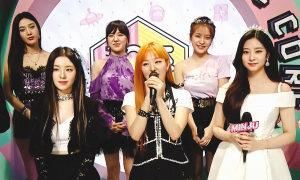 Min Joo (IZONE) được khen nhan sắc cực phẩm, lấn át các thành viên Red Velvet