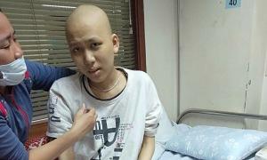 Ước mơ thành sinh viên Bách khoa của nam sinh bị ung thư tủy