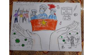 Mong Việt Nam không còn COVID
