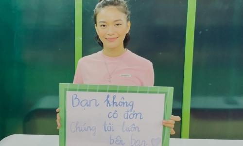 35 sao Việt góp mặt trong MV 'Sẽ không ai bị bỏ rơi ở Sài Gòn'