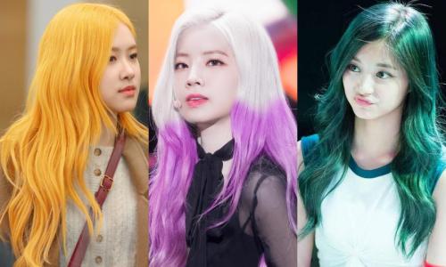 Fan Kpop có phân biệt được màu tóc của sao: Real hay Fake?