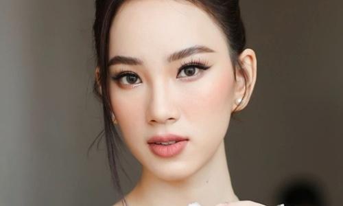 Ái Nhi thi Miss Intercontinental